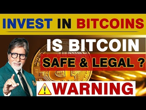 Bitcoin Explained: Is Legal And Safe? | Invest In Bitcoin | Price | Best Investment In India