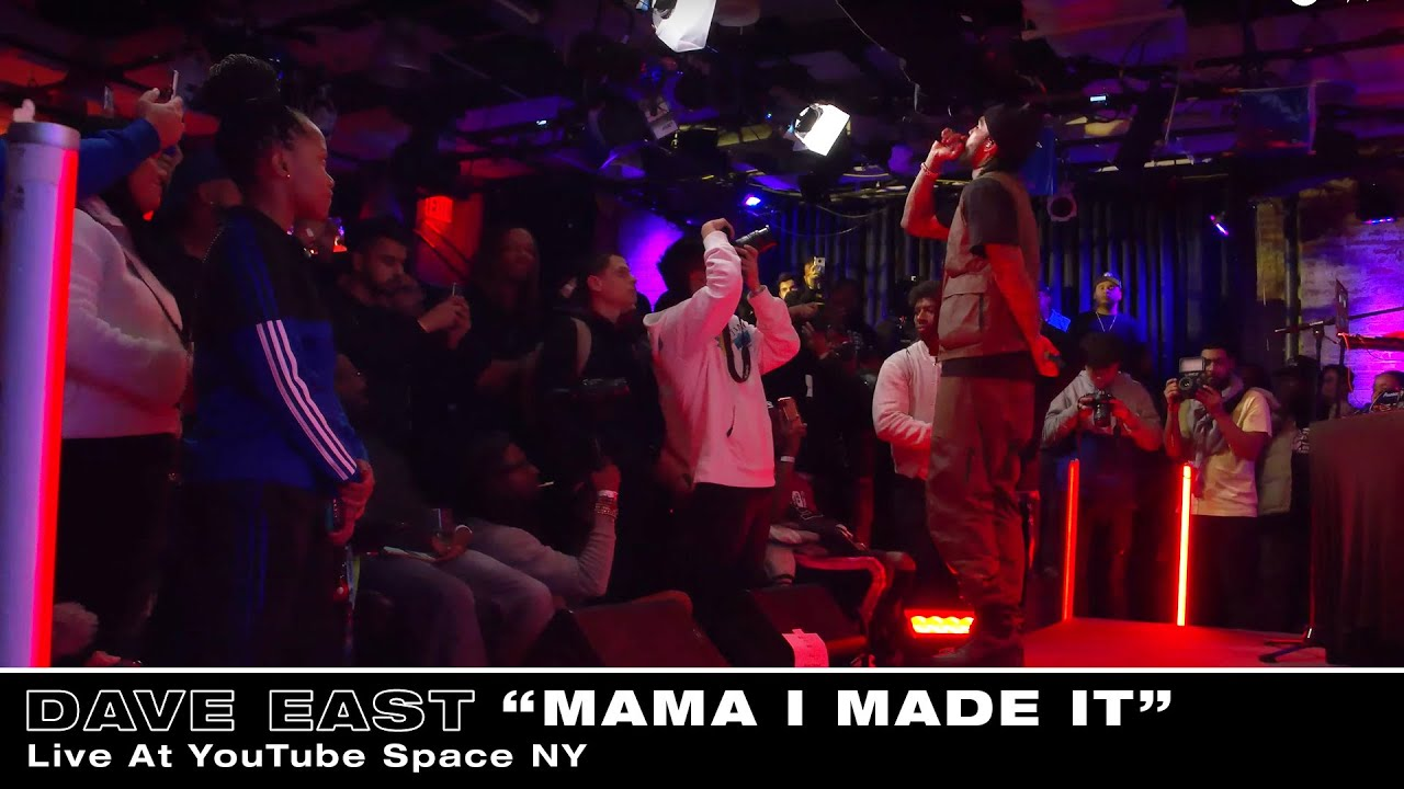 Dave East - Mama I Made It (Live At YouTube Space NY)