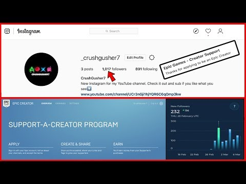 How To Get 1000 Followers On Instagram/Become Eligible For A Creator Code!!