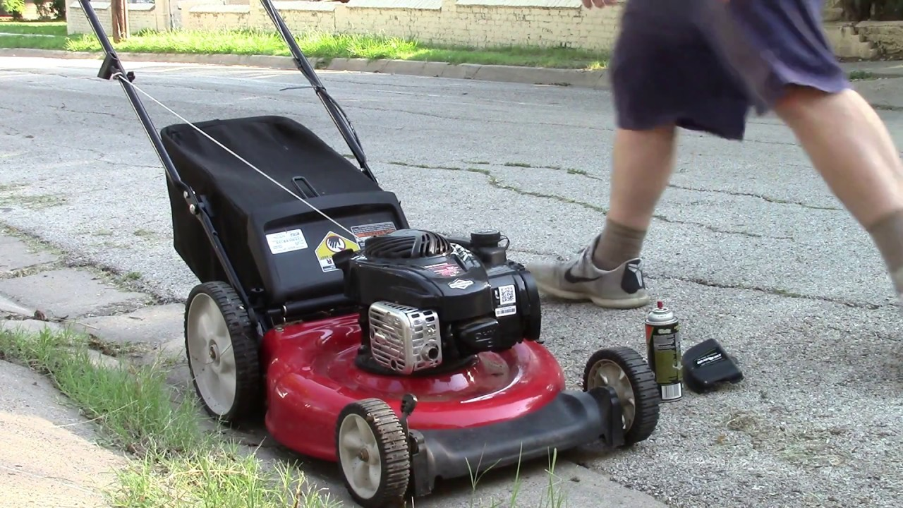 Briggs And Stratton 550ex Won T Start