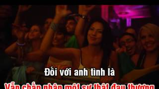 (Karaoke-HD) Lời Nói Dối Không Thật_PhạmTrưởng Full Beat-Remix-XVID 720p
