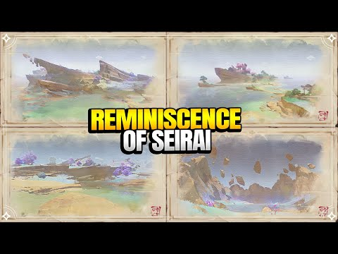 Download Seirai Island Photo Quest | Reminiscence of Seirai | World Quests and Puzzles |【Genshin Impact】