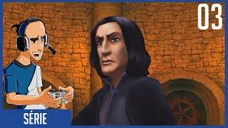 Harry Potter e a Pedra Filosofal # 3 - Severo Snape [PS2 - Português]