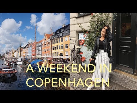 A weekend in Copenhagen | By Noelle