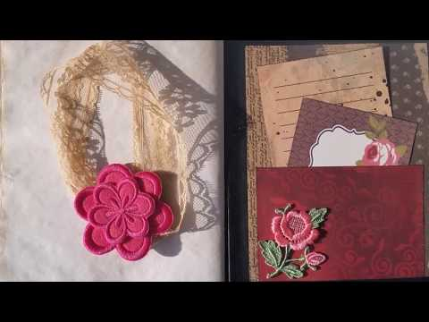 Handmade Manila Folder Vintage Journals