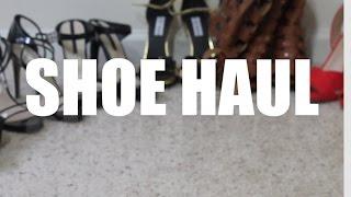 Summer Shoe Haul Thumbnail