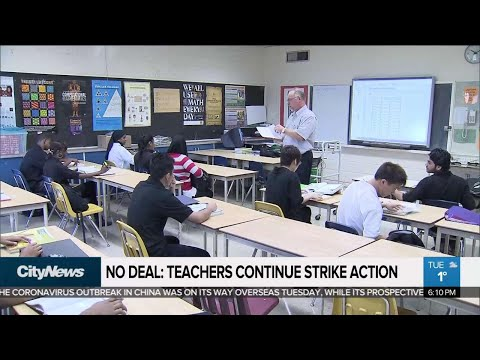ETFO ramps up strike action after talks break off