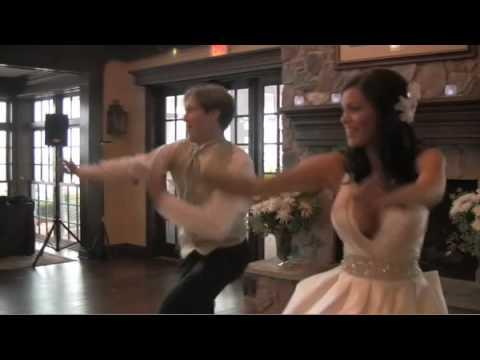 Brad & Julie Etheridge Wedding Dance