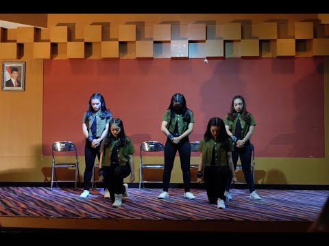 Agriculture Dance Crew at UNPAD Modern Dance Forsi 2017