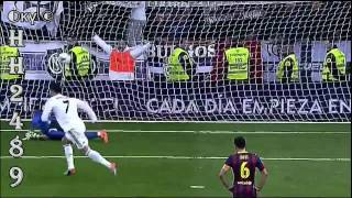 Real Madrid vs Barcelona 3-4 2014 → RESUMEN & GOLES ← Real Madrid 3:4 Barcelona ~ 23/03/2014