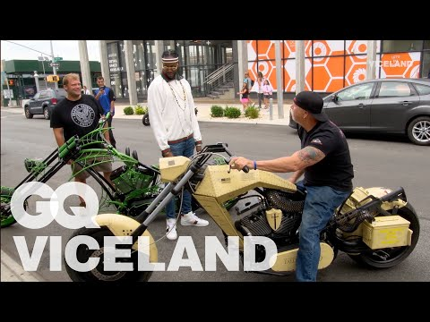 Download Youtube: 2 Chainz Checks Out Crazy Expensive Motorcycles | Most Expensivest BONUS | VICELAND & GQ