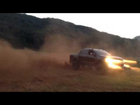 Ford ranger t6 3.2 Lsd testing
