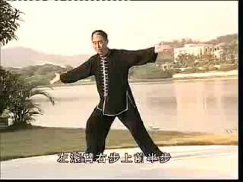 三路劈挂拳飞虎拳(周建睿)San Lu Pigua Quan Fei Hu Quan (Zhoujianrui)