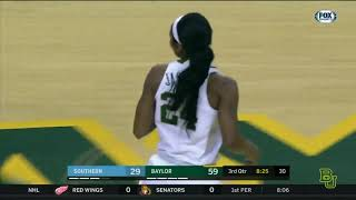 Baylor Basketball (W): Highlights vs. Southern