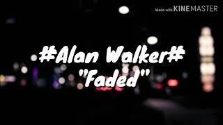 Alan Walker - Faded Lirik