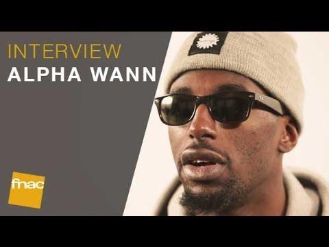 Youtube: Alpha Wann pour son EP Alph Lauren, l'interview Fnac Musique