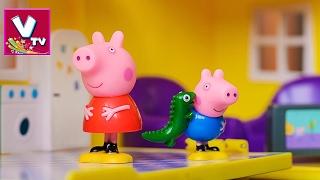ІГРАШКА БУДИНОЧОК СВИНКИ ПЕППЫ (Peppa Pig)