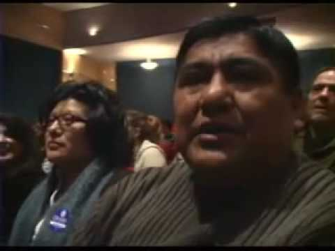 Native, Hispanic, African & Anglo Americans Unite for Obama!