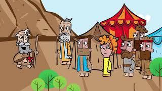 Moisés no Deserto (EBD 0 a 3 anos