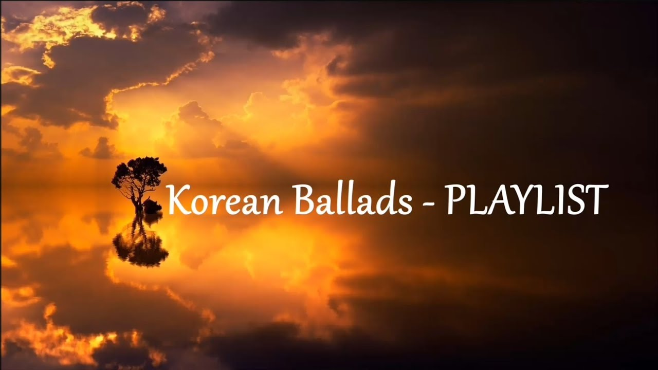 15 Korean Ballads That Will Warm Your Heart This Winter
