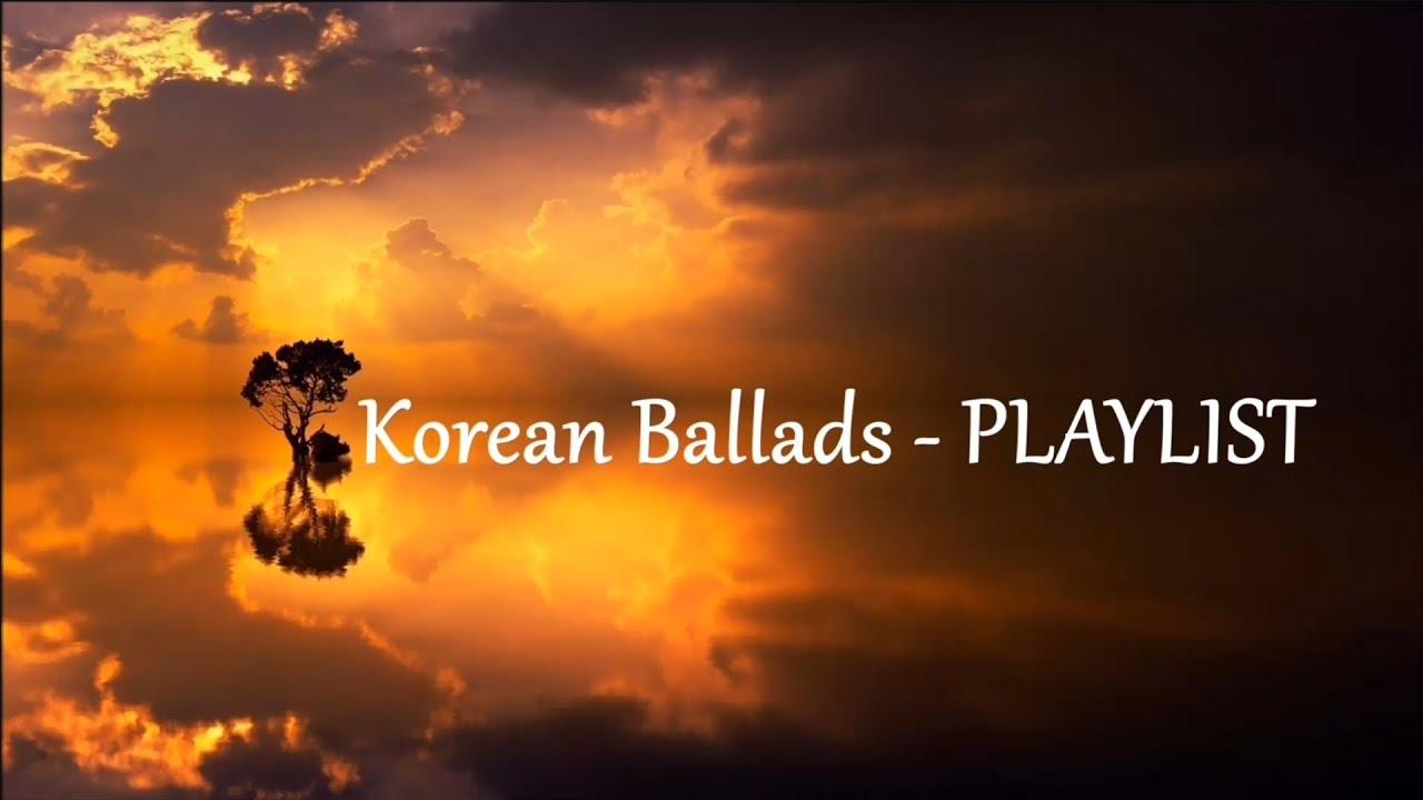15 Korean Ballads That Will Warm Your Heart This Winter