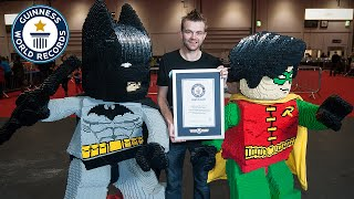 Lego Batman named Best-selling superhero videogame - Guinness World Records Gamer's Edition 2015
