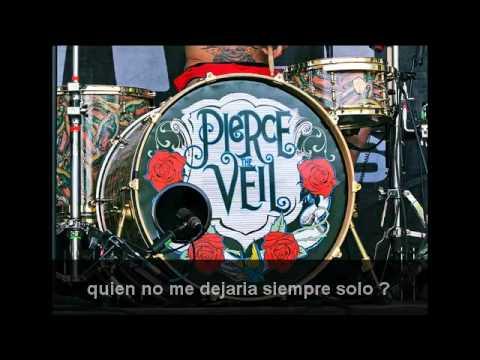 she makes dirty words sound pretty - pierce the veil ( sub español )