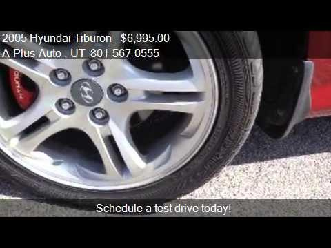 2005 Hyundai Tiburon SE - for sale in Salt Lake City, UT 841