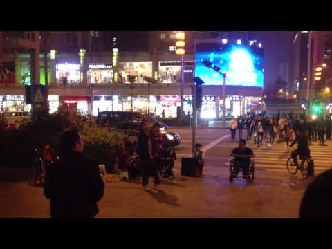 SHENZHEN NIGHT STREET DANCE