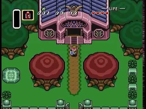 [1:41:53] Zelda: A Link to the Past | 100% Speedrun