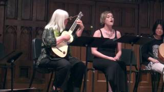 The Marigold by Nicholas Lanier for Voice and Baroque Guitar