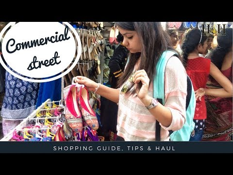 Commercial Street Bangalore | Shopping guide, Tips and Haul