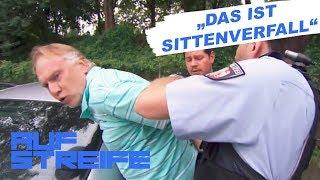 In flagranti erwischt - Rentner außer Rand und Band   Auf Streife   SAT.1 TV