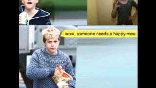 a Make Niall horan feel beautiful - acapella just way you