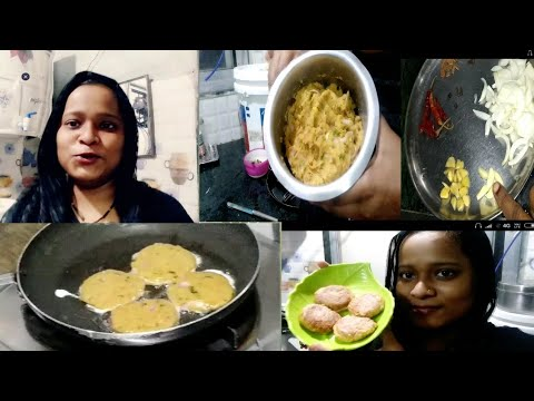 Monday Routine (Shami Kabab Recipe) Yammy 😛😛 Indian Youtuber Shifa Ansari.