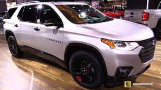2018 Chevrolet Traverse Redline Edition - Exterior and Interior Walkaround - 2017 Chicago Auto Show