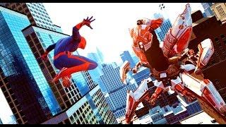 The Amazing Spiderman 2 PC Gameplay