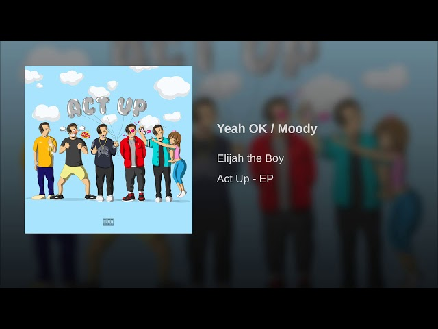 Yeah OK / Moody