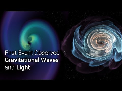 New Gravitational Wave Discovery (Press Conference and Onlin