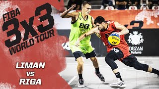 Liman v Riga | FINAL - Full Game | FIBA 3x3 World Tour - Doha Masters 2020