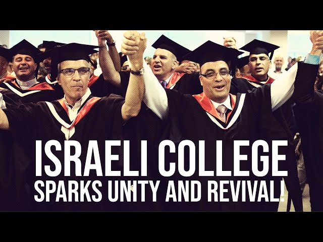 Igniting Revival and Unity in Israel! - One for Israel Bible College