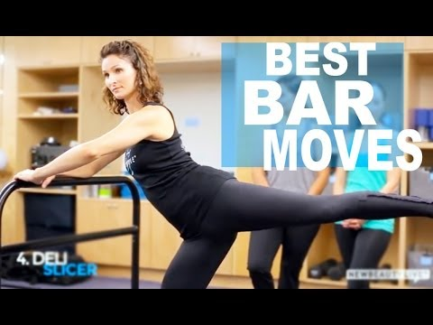 5 Barre Moves You Can Do at Home with Physique 57 | Fitness Tips | NewBeauty Body