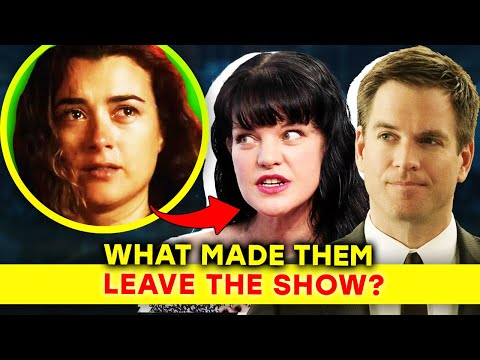 The Real Reasons Why Main Characters Left NCIS | OSSA
