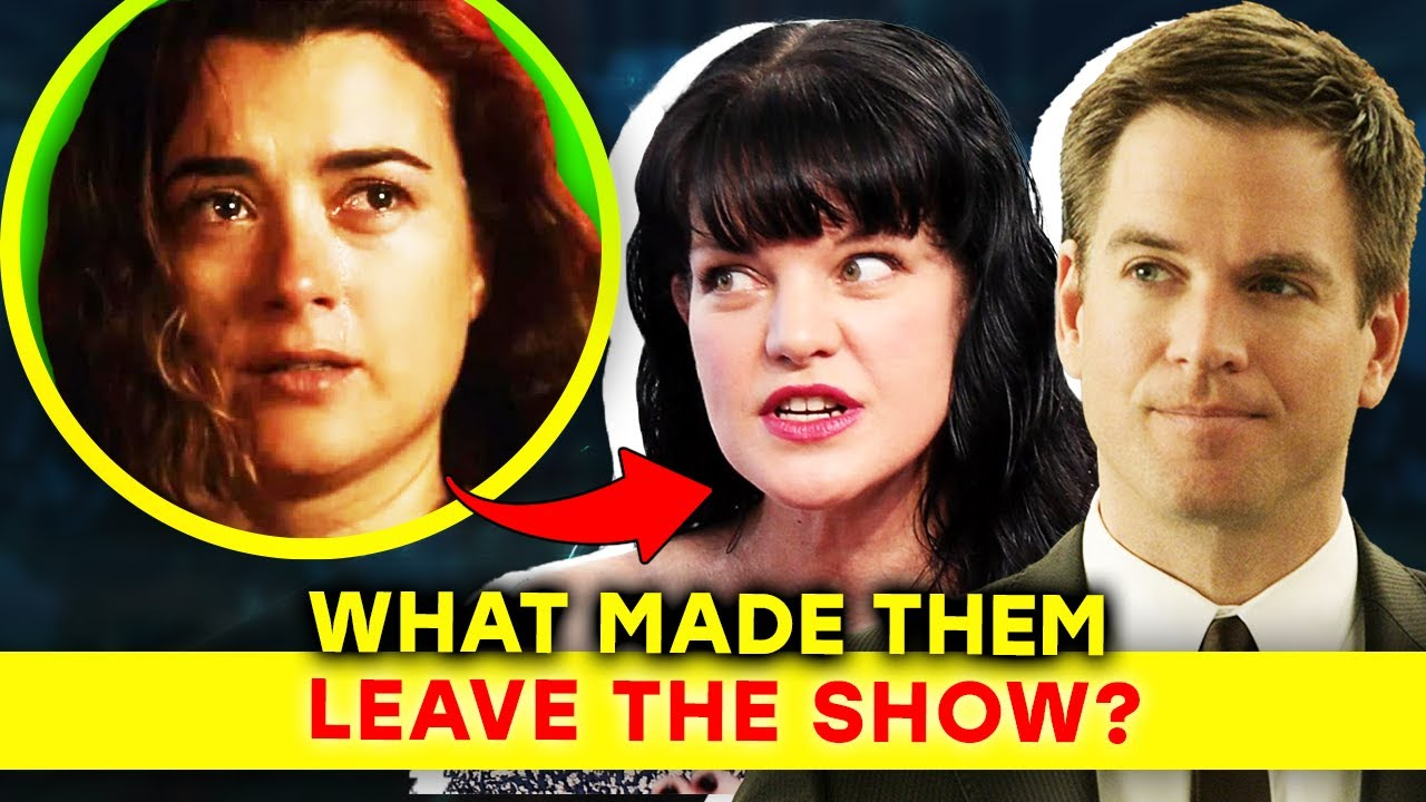 Download The Real Reasons Why Main Characters Left NCIS | ⭐OSSA