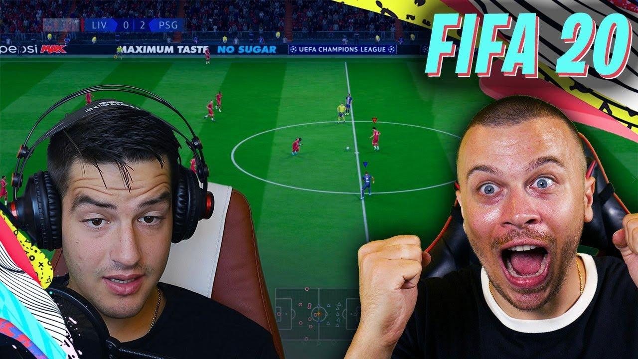 Download FIFA 20 - КРАСИ срещу ИЦАКА в БРУТАЛЕН МАЧ НА ФИФА 20!