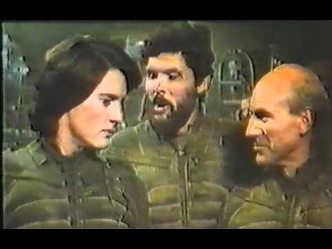 Trailer en castellano de Dune 1984