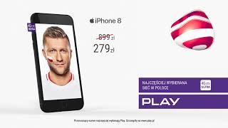 Kibicuj MISTRZOWSKIEJ JEDENASTCE jak Kuba Błaszczykowski | iPhone 8
