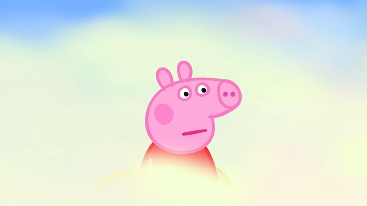 Peppa Pig en Español Episodios completos |  ¡La Gran Nube! | Dibujos Animados
