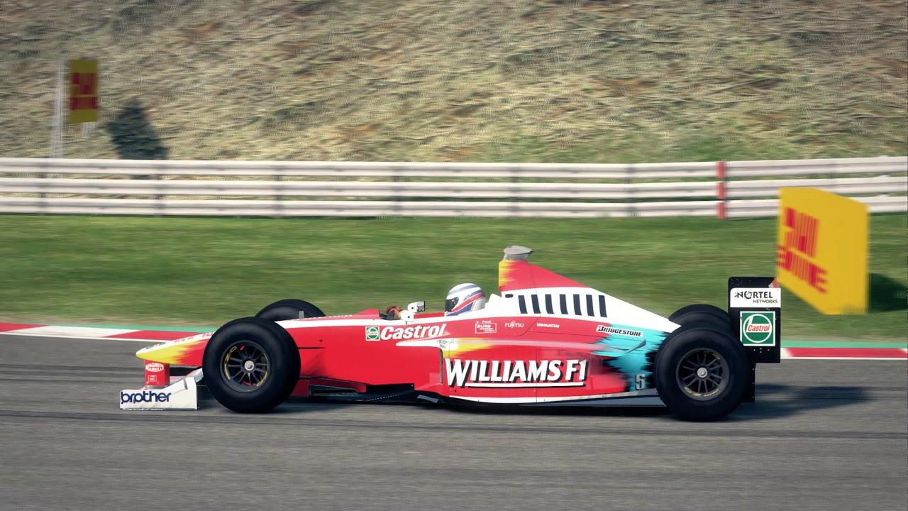 F1 2013 - Williams FW21 @Suzuka Circuit (Hot Lap) - YouTube