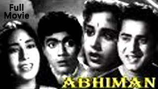 Abhiman (1957) - Full Hindi Movie | Starring Shekhar, Ameeta, Mehmood and Chand Usmani